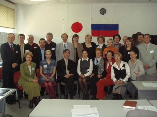 Участники семинара Value Management System